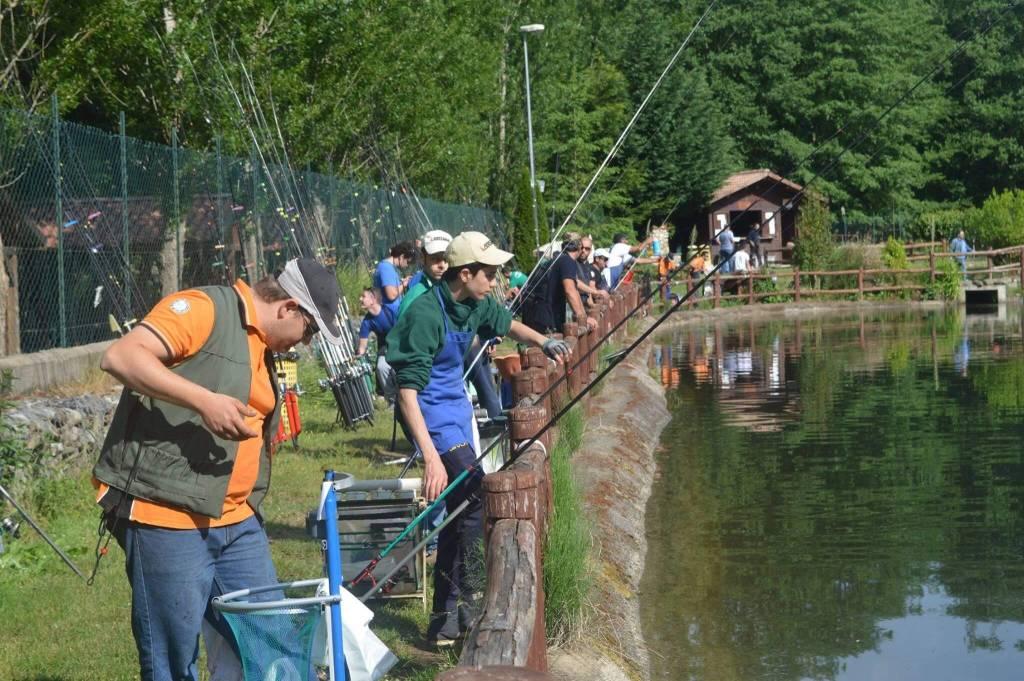 Bioittica della sorgente agriturismo alla jumara trote for Vasche per allevamento trote